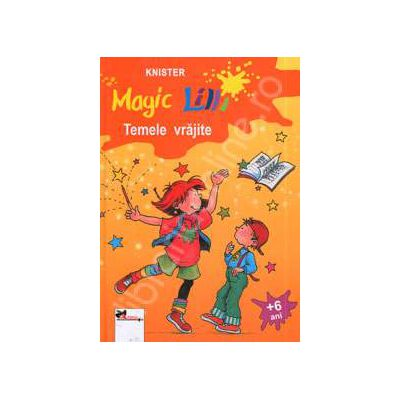 Magic Lilli (+ 6 ani). Temele vrajite (Editie cartonata)