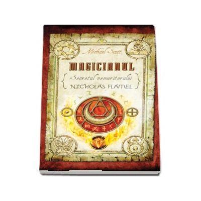 Magicianul -vol.2 din seria Secretele Nemuritorului Nicholas Flamel