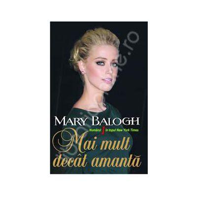 Mai mult decat amanta (Mary Balogh)