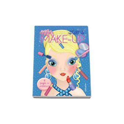 Make-up stars - Contine 4 pagini  cu abtibilduri