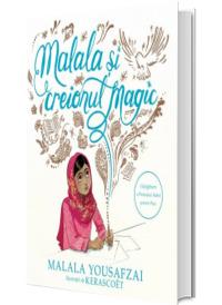 Malala si creionul magic. Colectia GENIUS