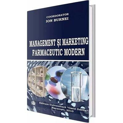 Management si marketing farmaceutic modern