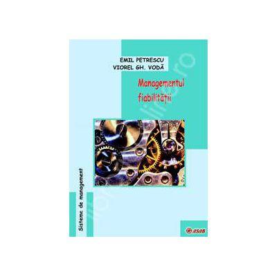 Managementul productiei si al calitatii. Manual pentru clasa a XII-a