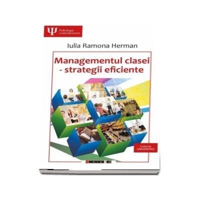 Managementul clasei - strategii eficiente (Iulia Ramona Herman)