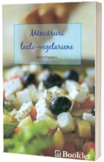 Mancaruri lacto-vegetariene (Elena Popescu)