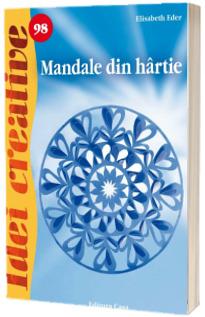 Mandale din hartie - Idei creative 98