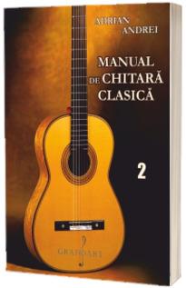 Manual de chitara clasica, volumul II