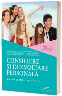 Manual de consiliere si dezvoltare personala pentru clasa a VIII-a