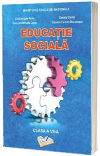 Manual de educatie sociala, pentru clasa a VII-a