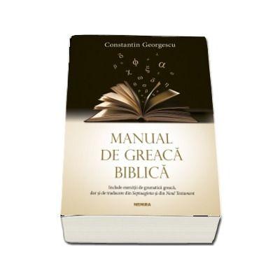 Manual de Greaca Biblica (ed. 2019)