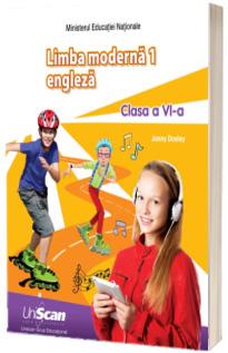 Manual de limba engleza pentru, clasa a VI-a - Limba moderna 1