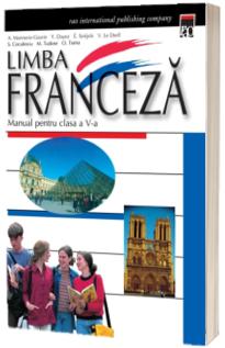 Manual de Limba Franceza clasa a IV-a de Z. Apostoiu, A. Soare, M. Popa