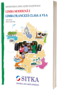 Manual de limba moderna franceza L1, pentru clasa a VI-a