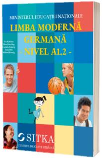 Manual de limba moderna germana pentru clasa a VI-a, nivel A1.2