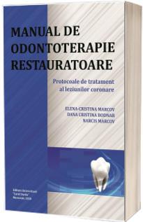 Manual de odontoterapie restauratoare