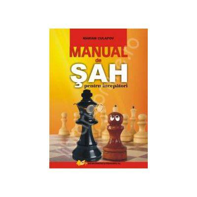 Manual de sah pentru incepatori