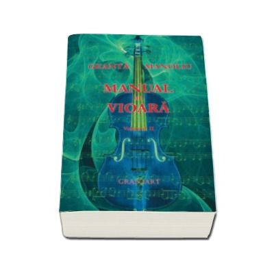 Manual de vioara, volumul II