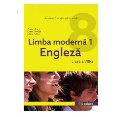 Manual Limba Moderna 1 Engleza – clasa a VIII-a