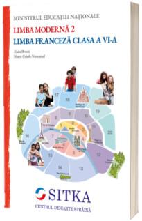 Manual pentru limba moderna franceza L2, manual pentru clasa a VI-a