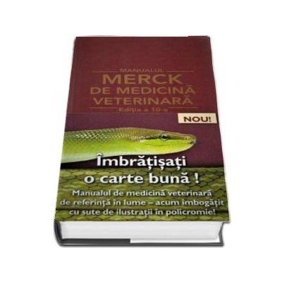 Manualul Merck pentru medicina veterinara