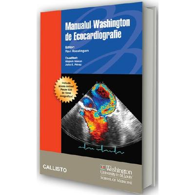 Manualul Washington de Ecocardiografie plus e-Book si acces Online