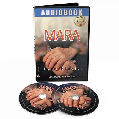 Mara. Audiobook