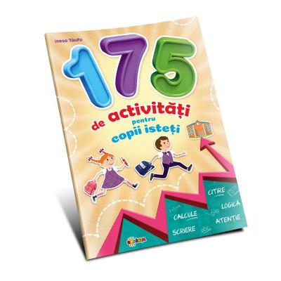 Marea carte de colorat. 175 de activitati pentru copii isteti