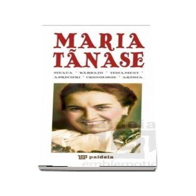 Maria Tanase - editie romano-franceza.L1