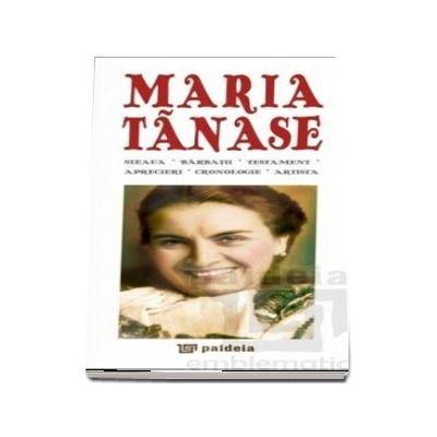 Maria Tanase - editie romano-franceza.L3