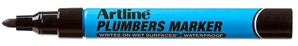 Marker ARTLINE, pentru instalatori - negru