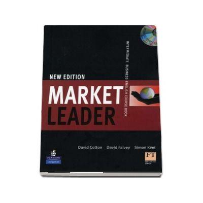 Market Leader Intermediate Coursebook - Class CD and Multi-Rom Pack - David Cotton