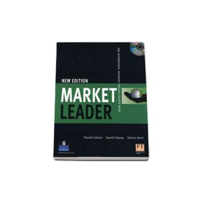 Market Leader. Pre-Intermediate Business English Coursebook with Self study CD