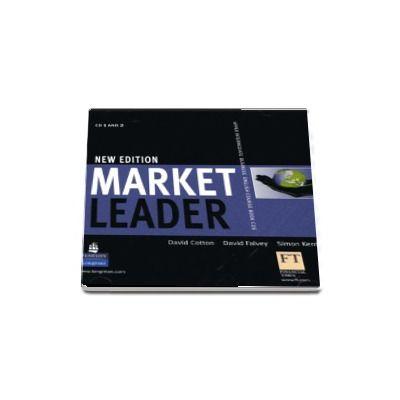 Market Leader Upper Intermediate Class CD (2CD) NE - David Cotton