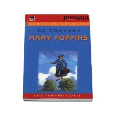 Mary poppins - P.L. Travers (Carte de colectie)