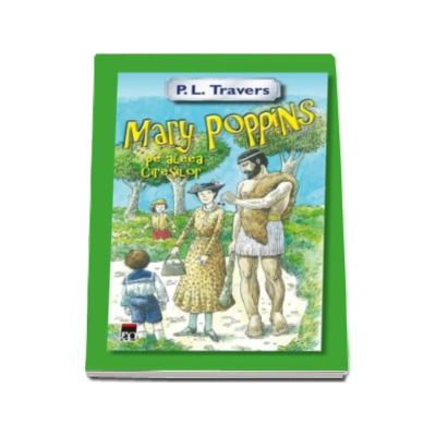 Mary Poppins pe aleea ciresilor - P.L. Travers (Editie Hardcover)