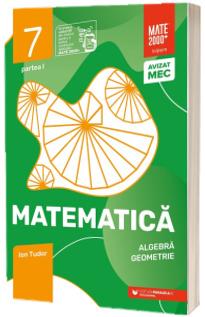 Matematica. Algebra, geometrie. Caiet de lucru. Clasa a VII-a. Initiere. Partea I (Editia a V-a)