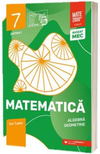Matematica. Algebra, geometrie. Caiet de lucru. Clasa a VII-a. Initiere. Partea I