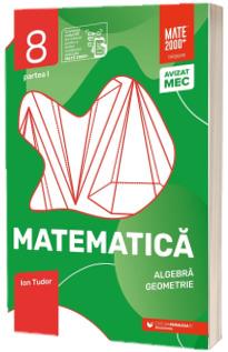 Matematica. Algebra, geometrie. Caiet de lucru. Clasa a VIII-a. Initiere. Partea I (Editia a V-a)