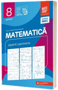 Matematica. Algebra, geometrie. Clasa a VIII-a. Consolidare. Partea I (2021-2022)