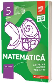 Matematica. Aritmetica, algebra, geometrie. Caiet de lucru. Clasa a V-a. Initiere. Partea I (Editia a V-a)