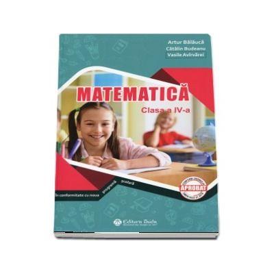 Matematica. Auxiliar pentru clasa a IV-a
