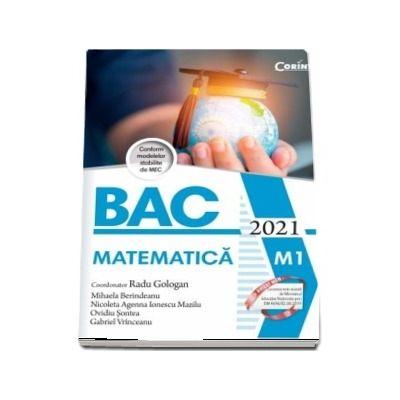 Matematica, bacalaureat 2021