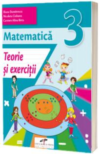 Matematica. Caiet de activitati. Clasa a III-a