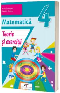 Matematica. Caiet de activitati. Clasa a IV-a