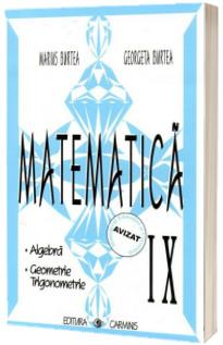Matematica. Clasa a IX-a. Culegere in sprijinul manualelor alternative