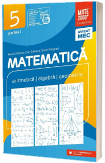 Matematica, consolidare. Culegere pentru clasa a V-a, partea I