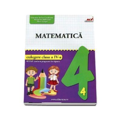 Matematica, culegere clasa a IV-a