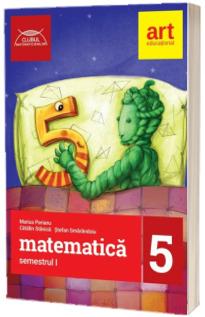 Matematica culegere pentru clasa a V-a - Colectia, clubul matematicienilor - Semestrul I (2017-2018)