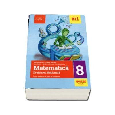 Matematica. Evaluare nationala la finalul clasei a VIII-a