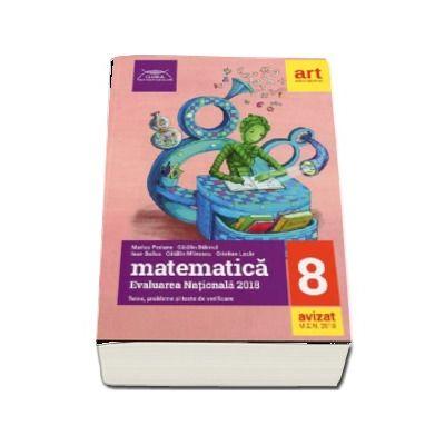 Matematica. Evaluarea nationala 2018, teme, probleme si teste de verificare - Clubul matematicienilor
